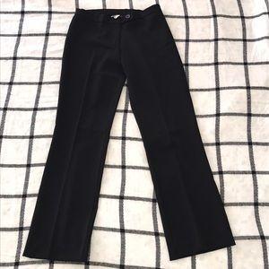 Generation V Juniors Black Slack Pants (Small)